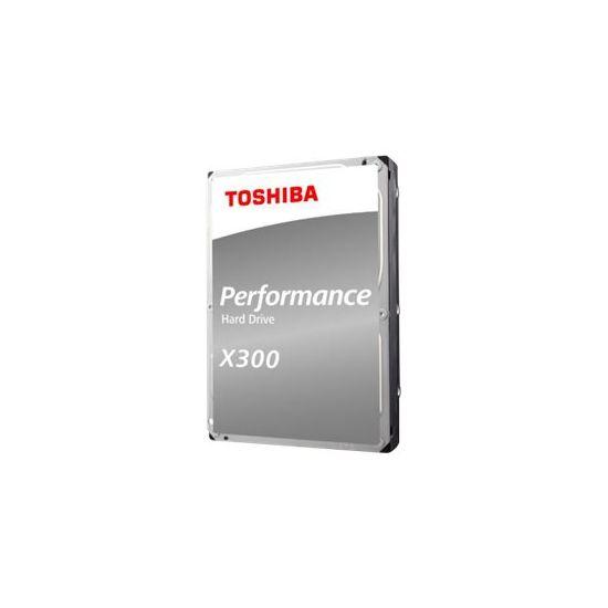 Toshiba X300 3.5´´ 6TB - 7200rpm 128MB SATA-600