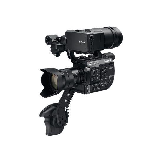 Sony XDCAM PXW-FS5K - Videokamera PZ 18-105 mm G OSS objektiv - lagring: flashkort