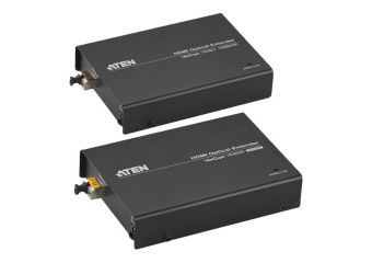 ATEN VanCryst VE882 HDMI Optical Extender Transmitter and Receiver Units