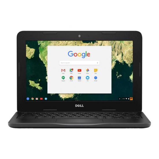 """Dell Chromebook 11 3180 - 11.6"""" - Celeron N3060 - 4 GB RAM - 32 GB SSD"""