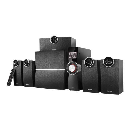 Edifier Multimedia C6XD - højttalersystem - til PC-hjemmebiograf
