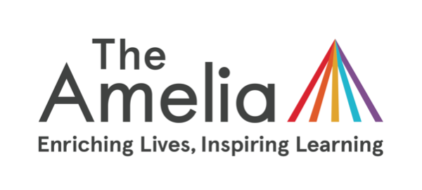 Amelia Logo and Tagline