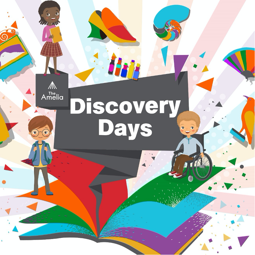 Discovery Days - The Amelia