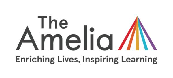 Amelia Logo and Tagline
