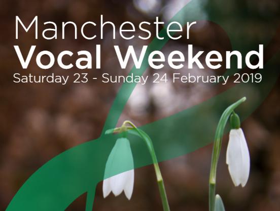 Manchester Vocal Weekend