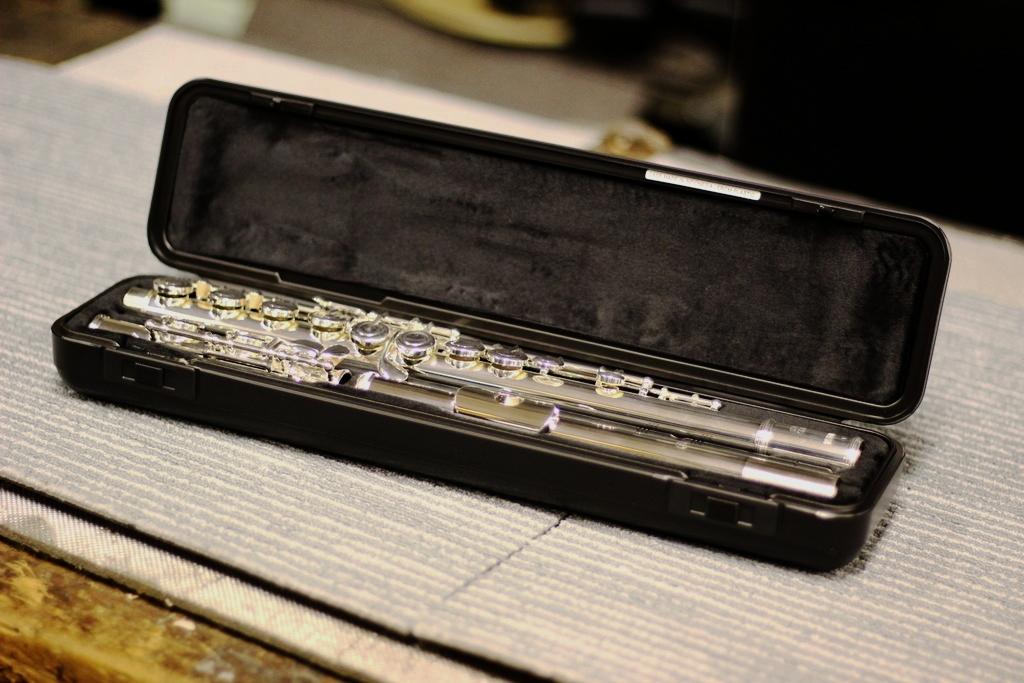 Yamaha 312 flute