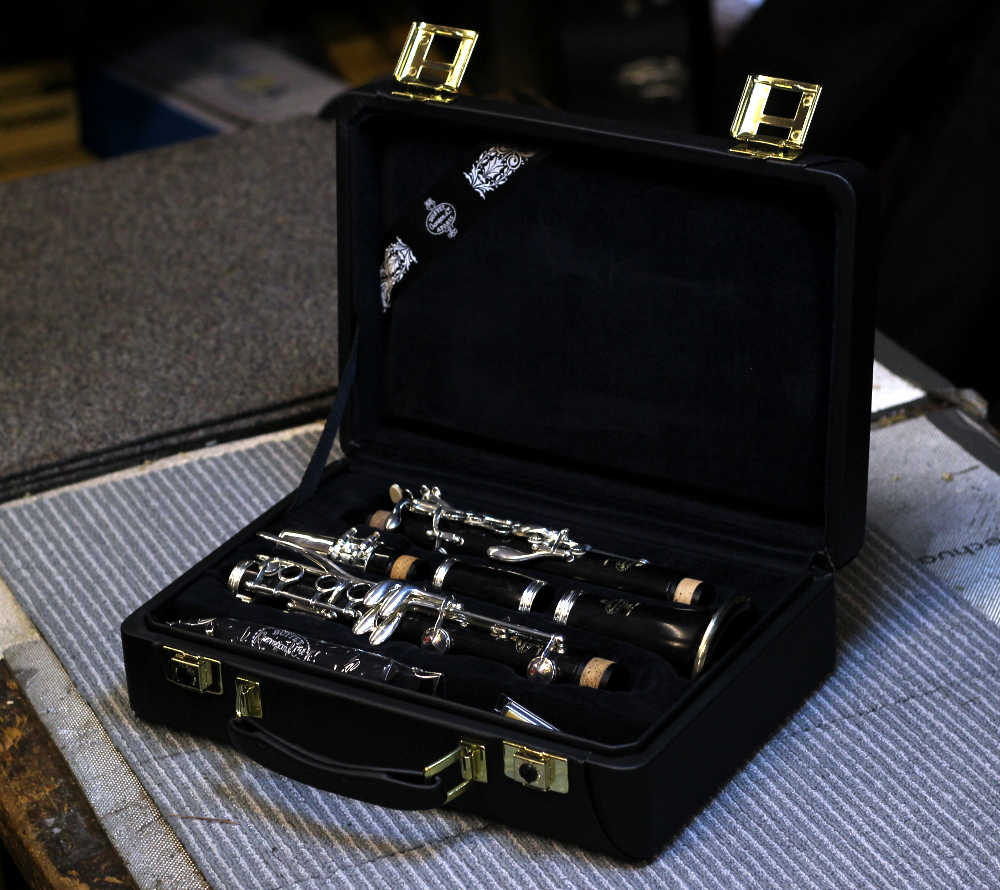 buffet R13 clarinet in case