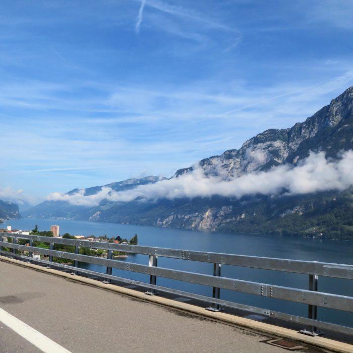 Lake Zurich Italian Lakes Motorcycle Tour