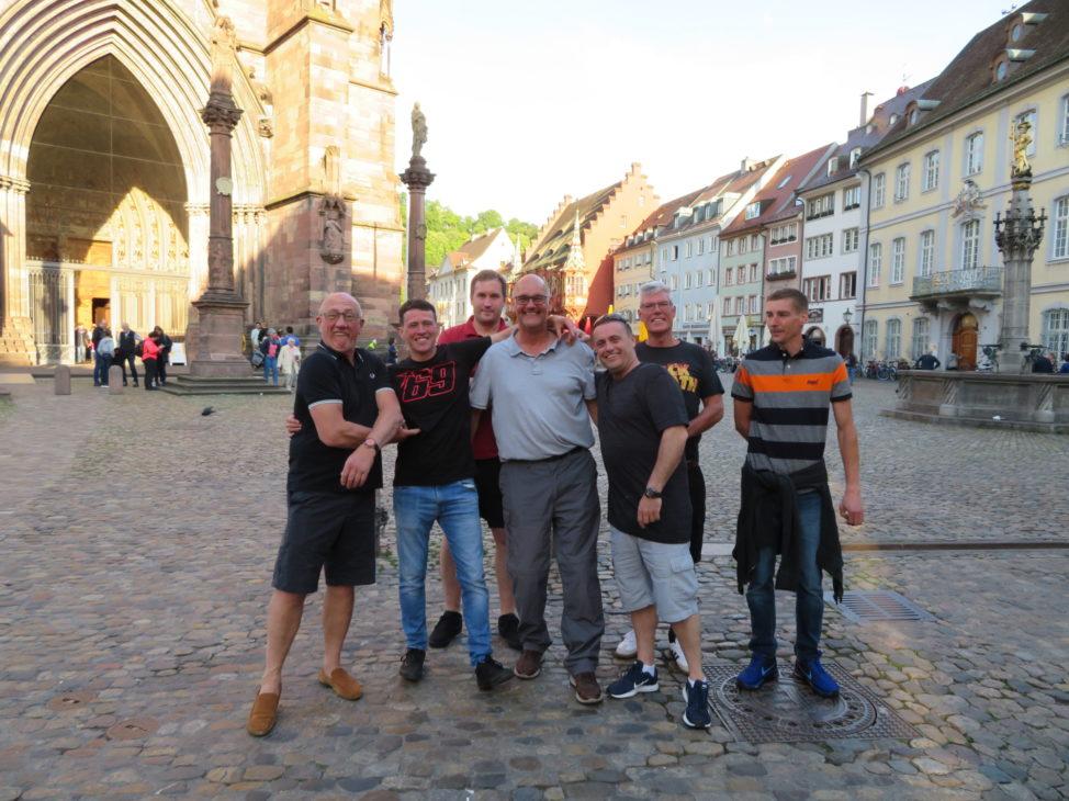 Metz to Freiburg highlight