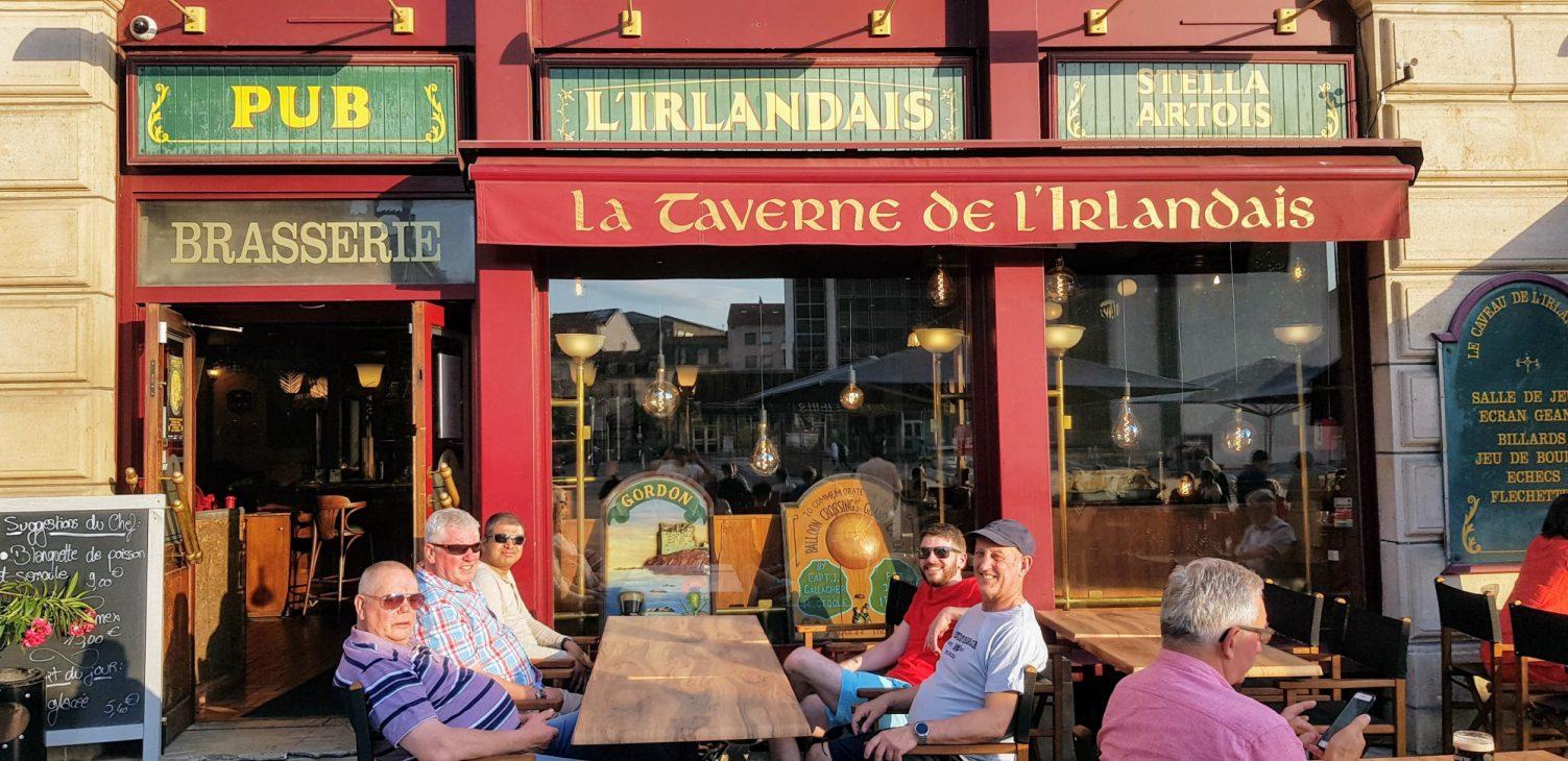 Calais to Nancy highlight