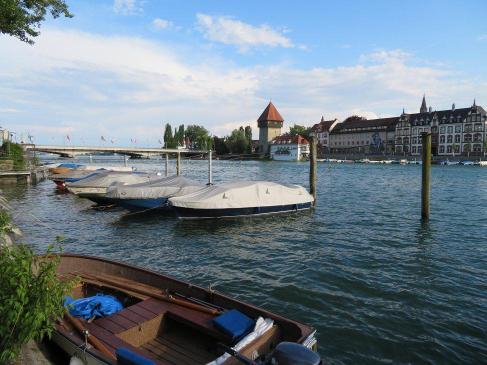 Nancy to Lake Konstanz highlight