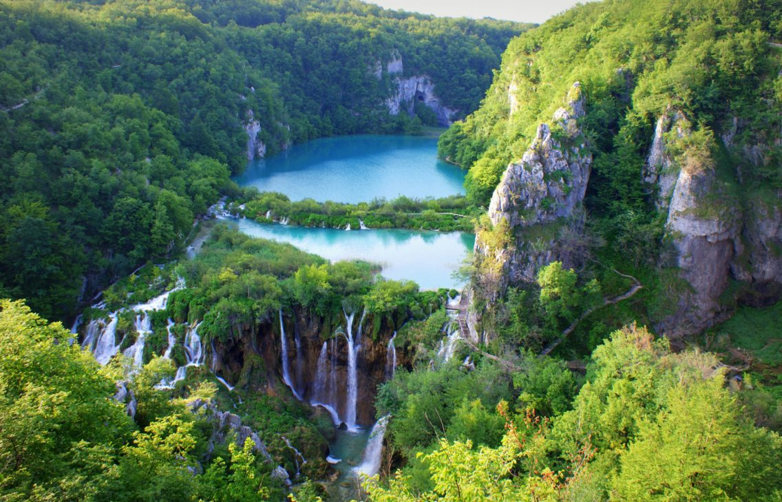 Plitvice Lakes Rest Day highlight