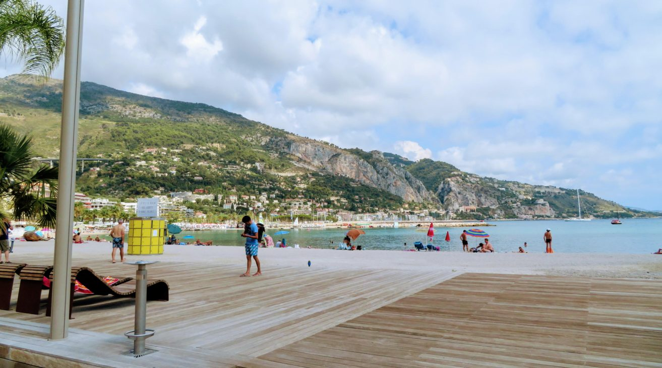 Day of Rest - Menton, Mediterranean Coast highlight