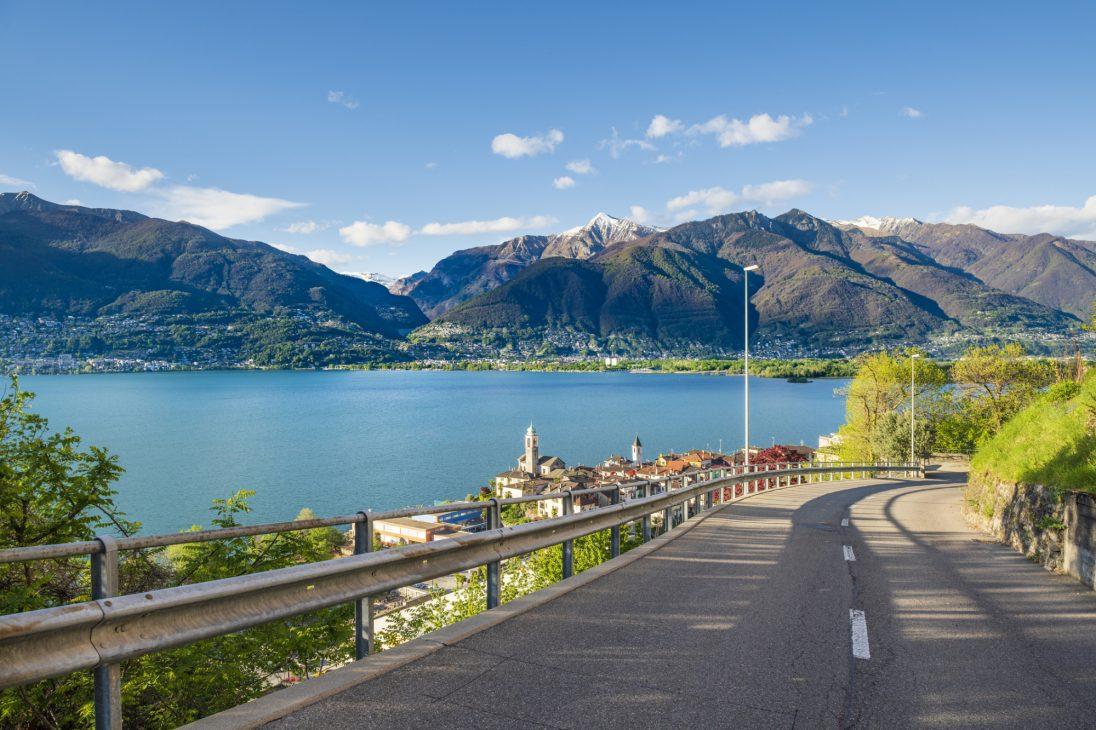 Montreux - Brissago highlight