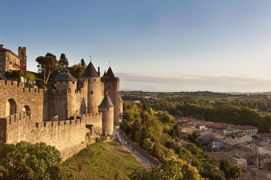 Foix to Carcassonne highlight