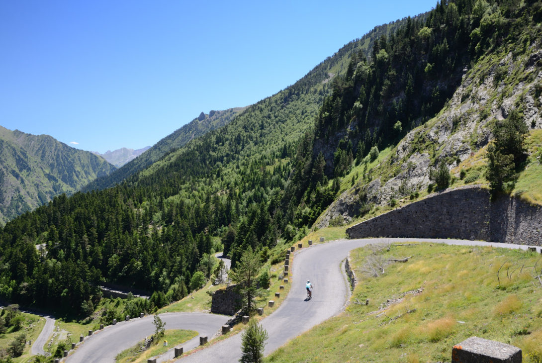 Lourdes to Foix highlight