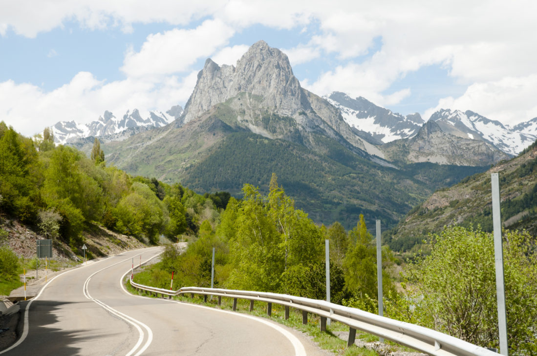 Andorra to Jaca highlight