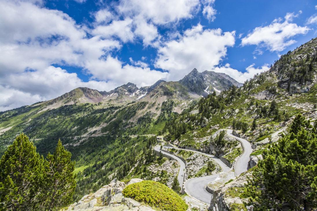 Carcassonne to Andorra highlight