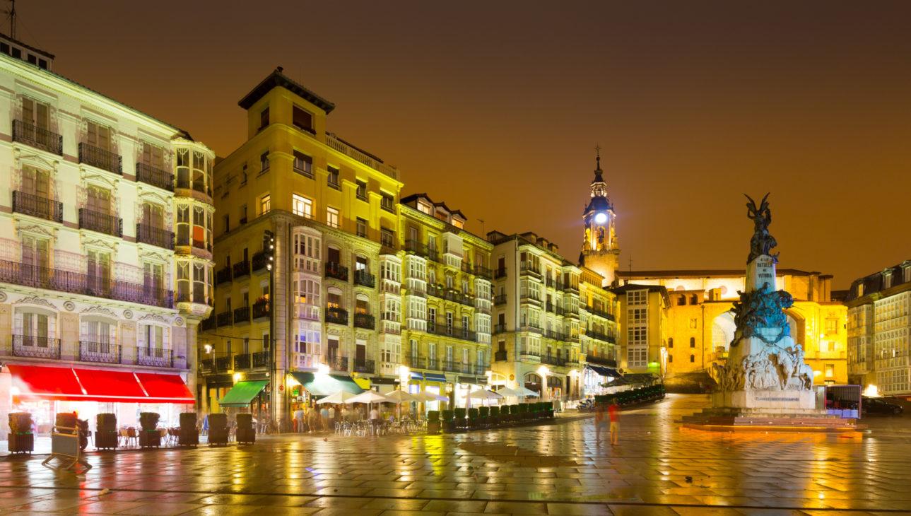 Jaca to Vitoria highlight