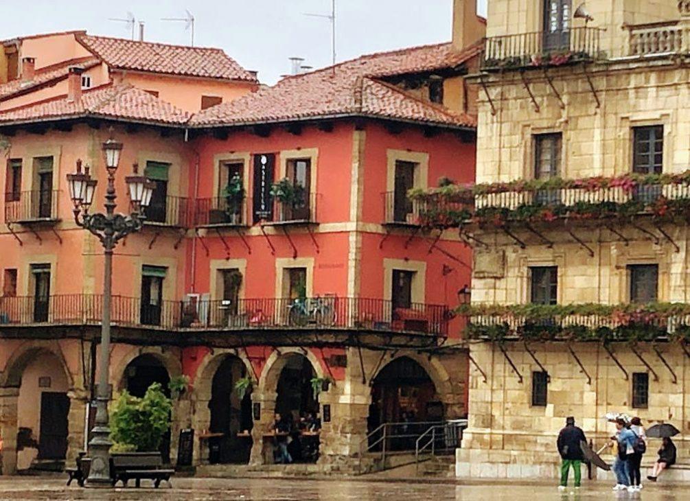 Braganca to Leon highlight
