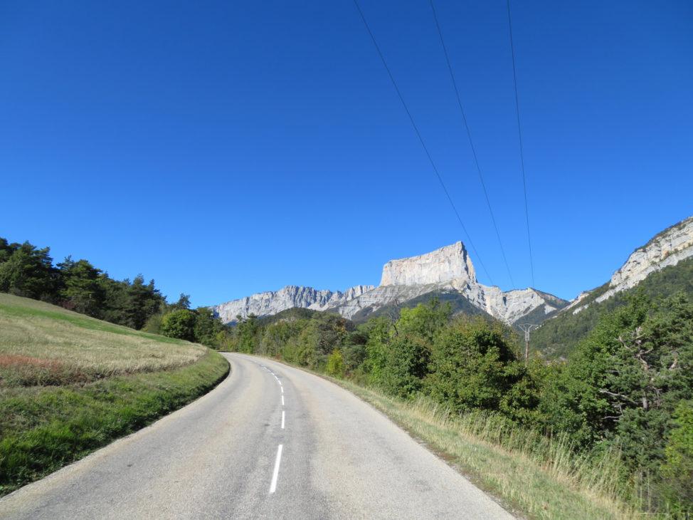 Grenoble to Dijon highlight