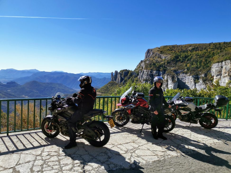 Vercors Gorge Ride Out Days highlight