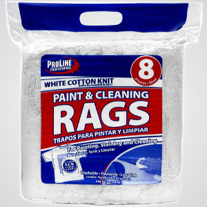 cotton rag lint free
