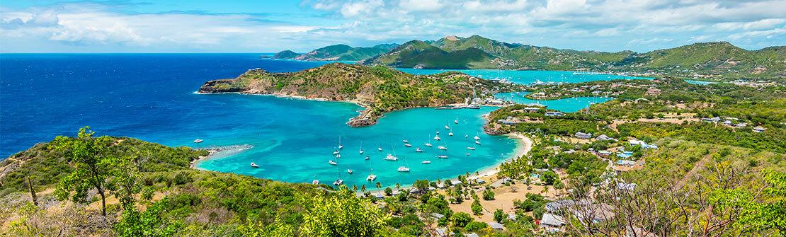 Green Motion Car Rental Antigua and Barbuda 1110x335