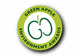 Green Motion Car Rental Green Apple Environment Award Logo 326x220