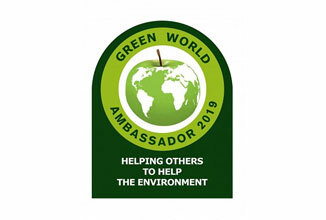 Green Motion Car Rental Green World Ambassador Logo 326x220