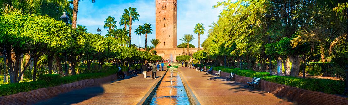 Green Motion Car Rental Morocco Marrakech Airport 1110x335
