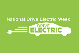 Green Motion Car Rental National Drive Electric Week 2021 326x220
