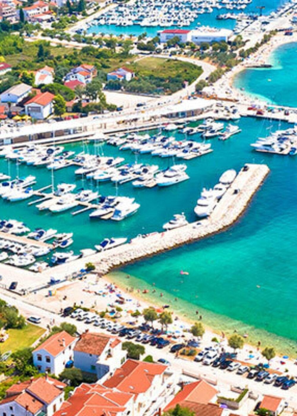 Green Motion Car Rental Croatia Zadar Airport 1440x400