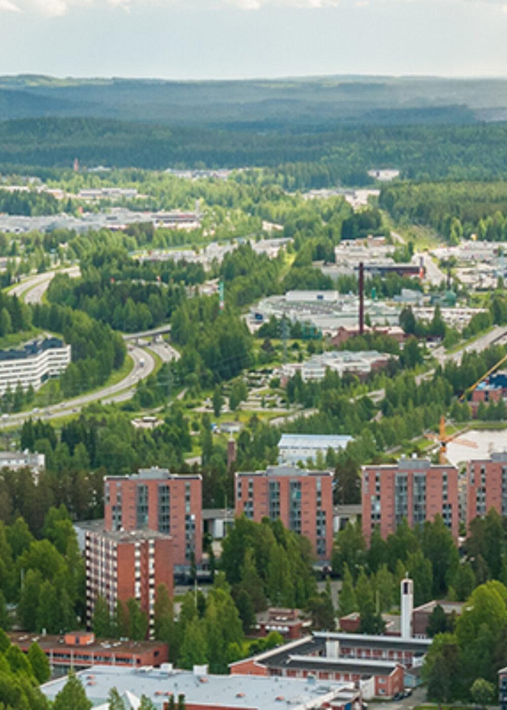 Green Motion Car Rental Finland Kuopio Downtown Hotel Rantasipi Atlas 1440x400