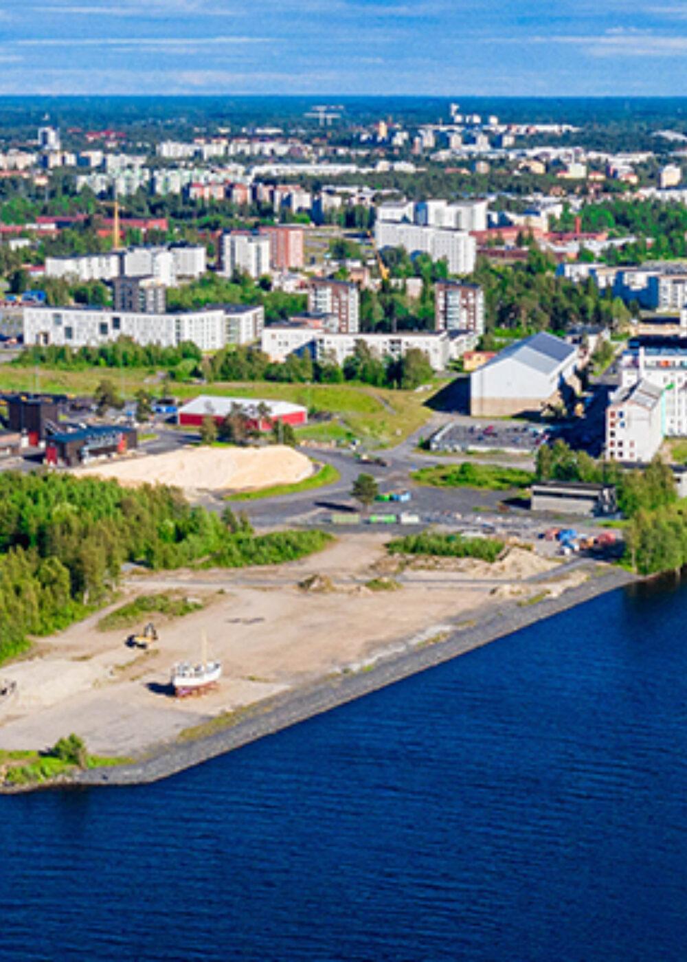 Green Motion Car Rental Finland Oulu Airport 1440x400