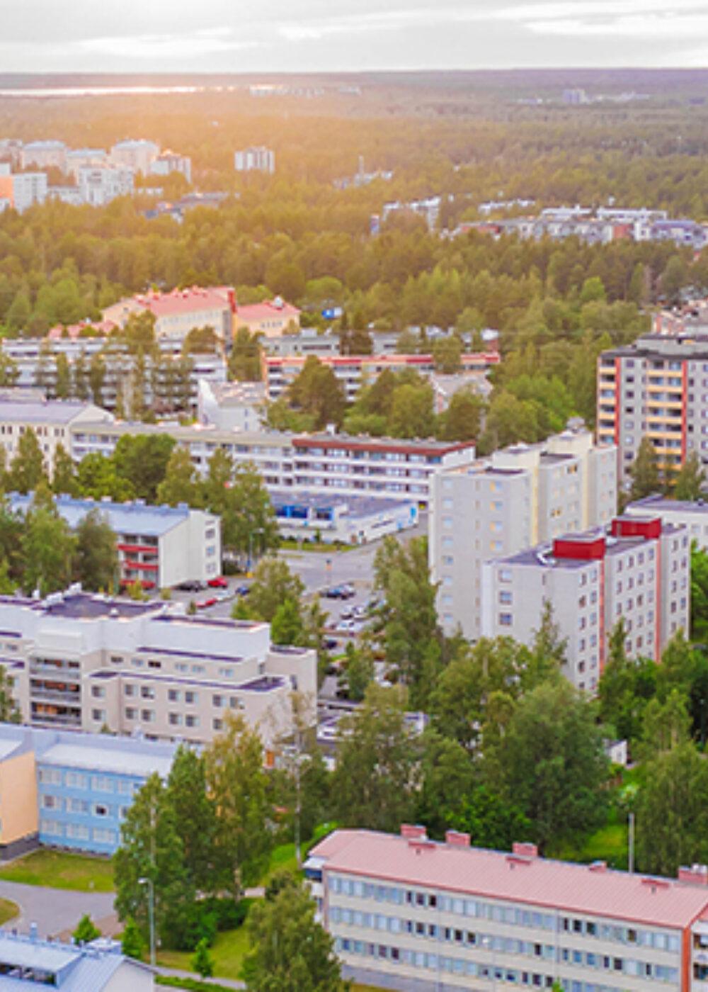 Green Motion Car Rental Finland Oulu Railway Station 1440x400