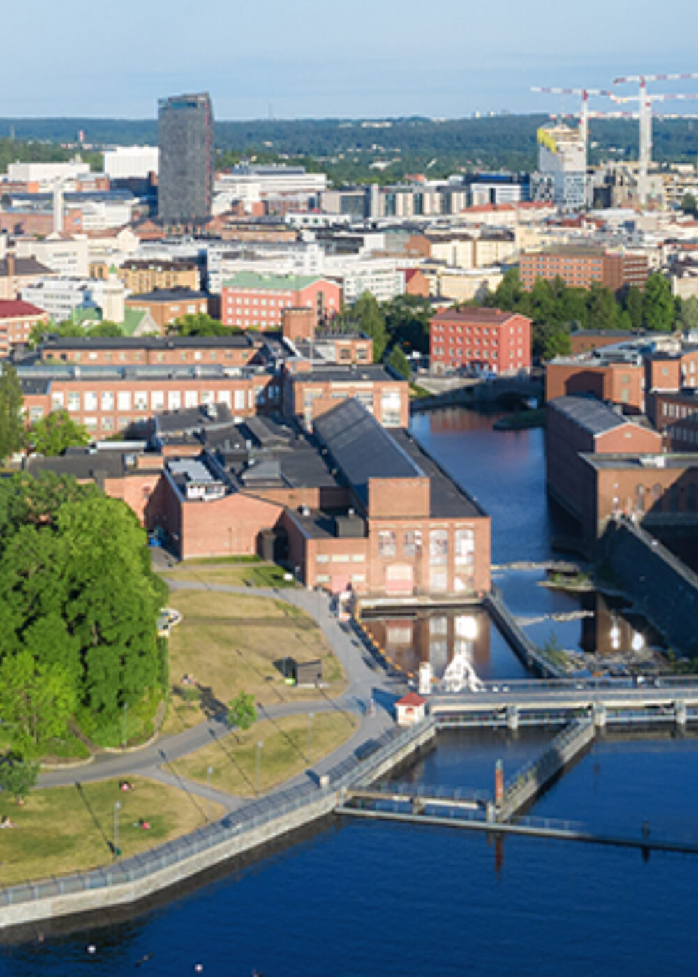 Green Motion Car Rental Finland Tampere Downtown 1440x400