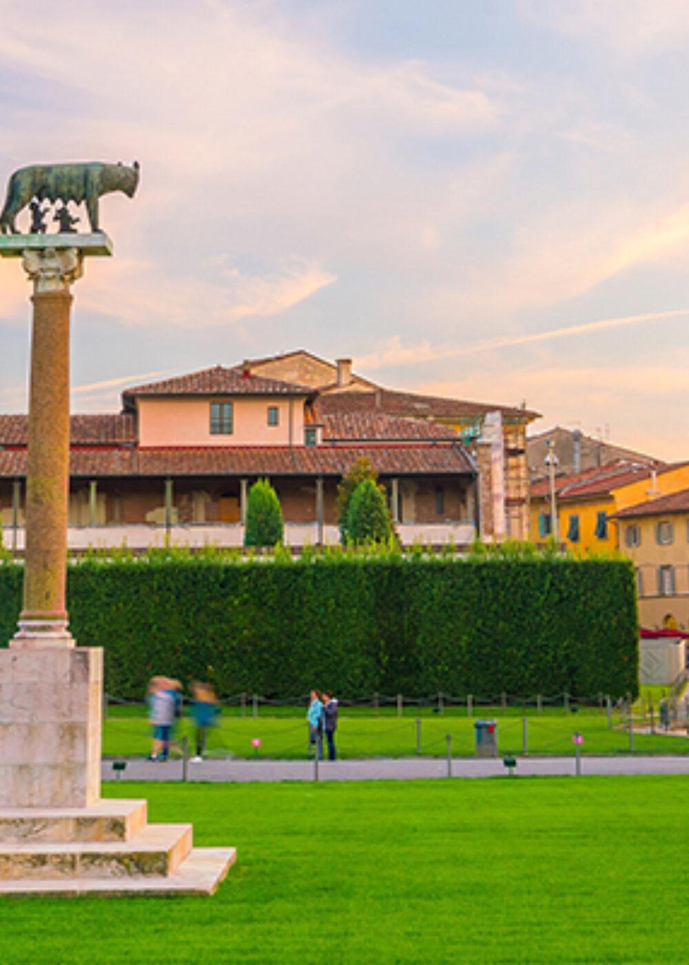 Green Motion Car Rental Italy Pisa Airport 1440x400