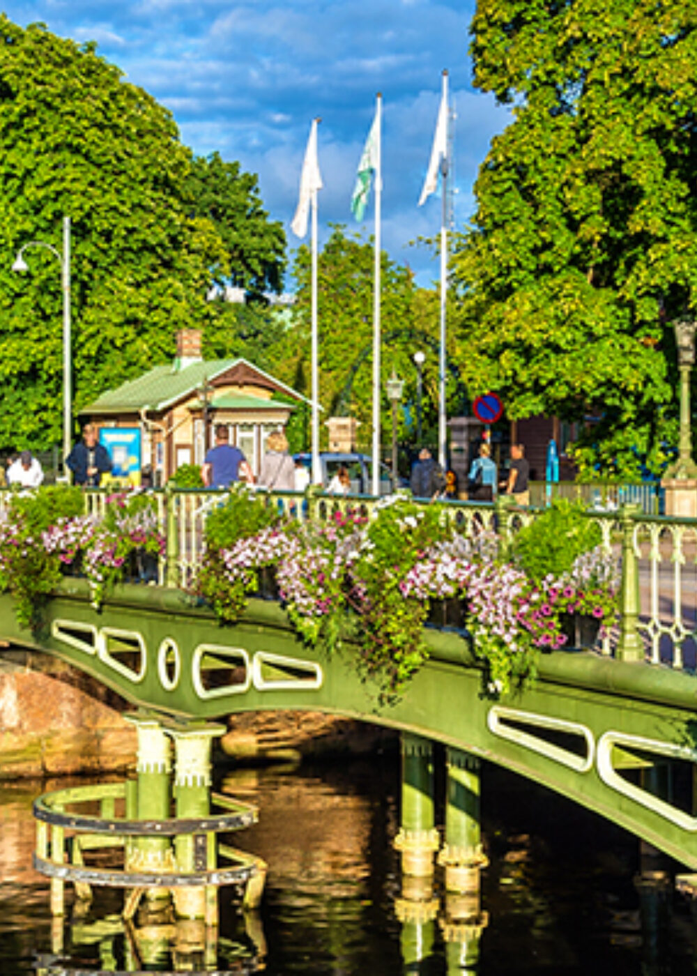 Green Motion Car Rental Sweden Gothenburg Central Station 1440x400