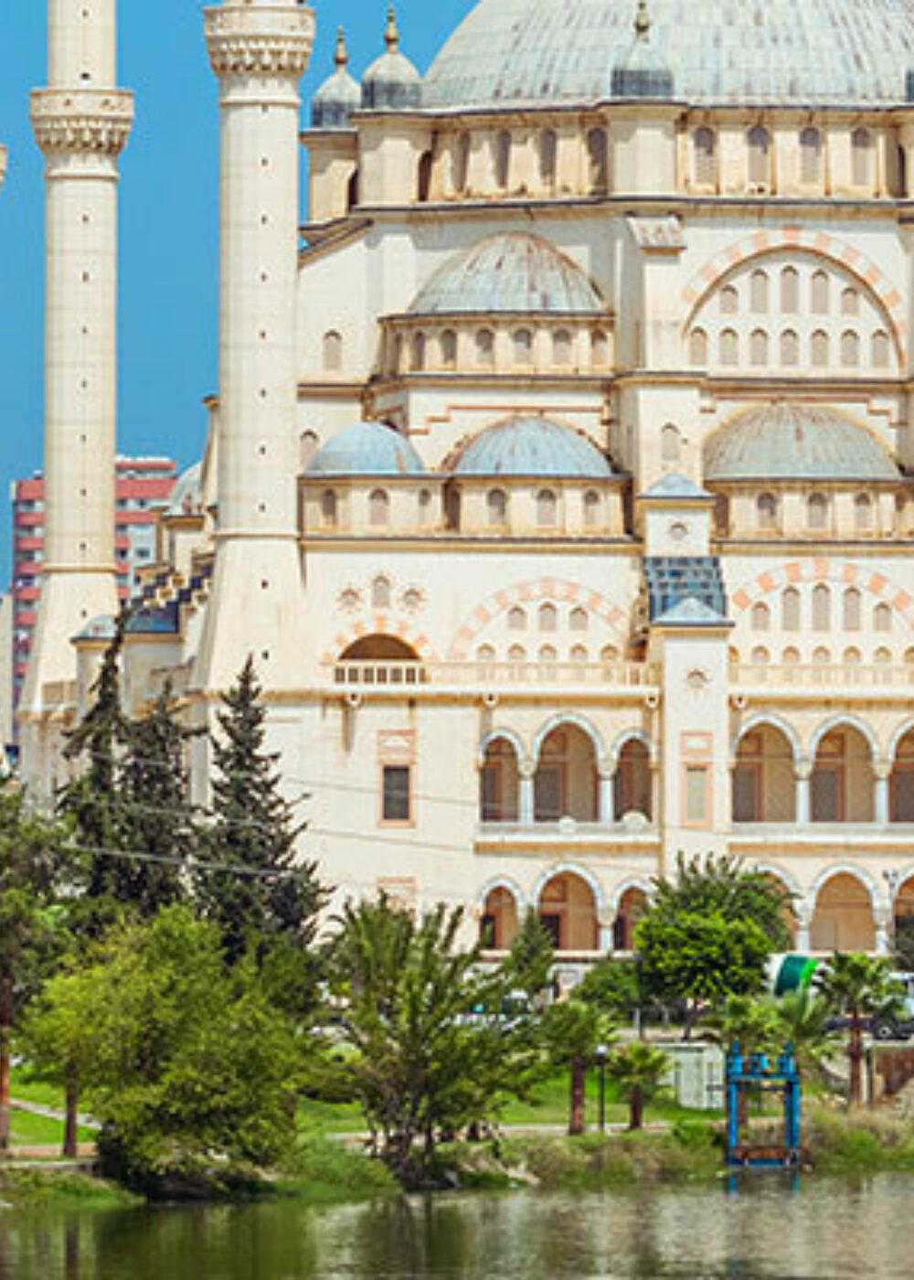 Green Motion Car Rental Turkey Adana Downtown 1400x400