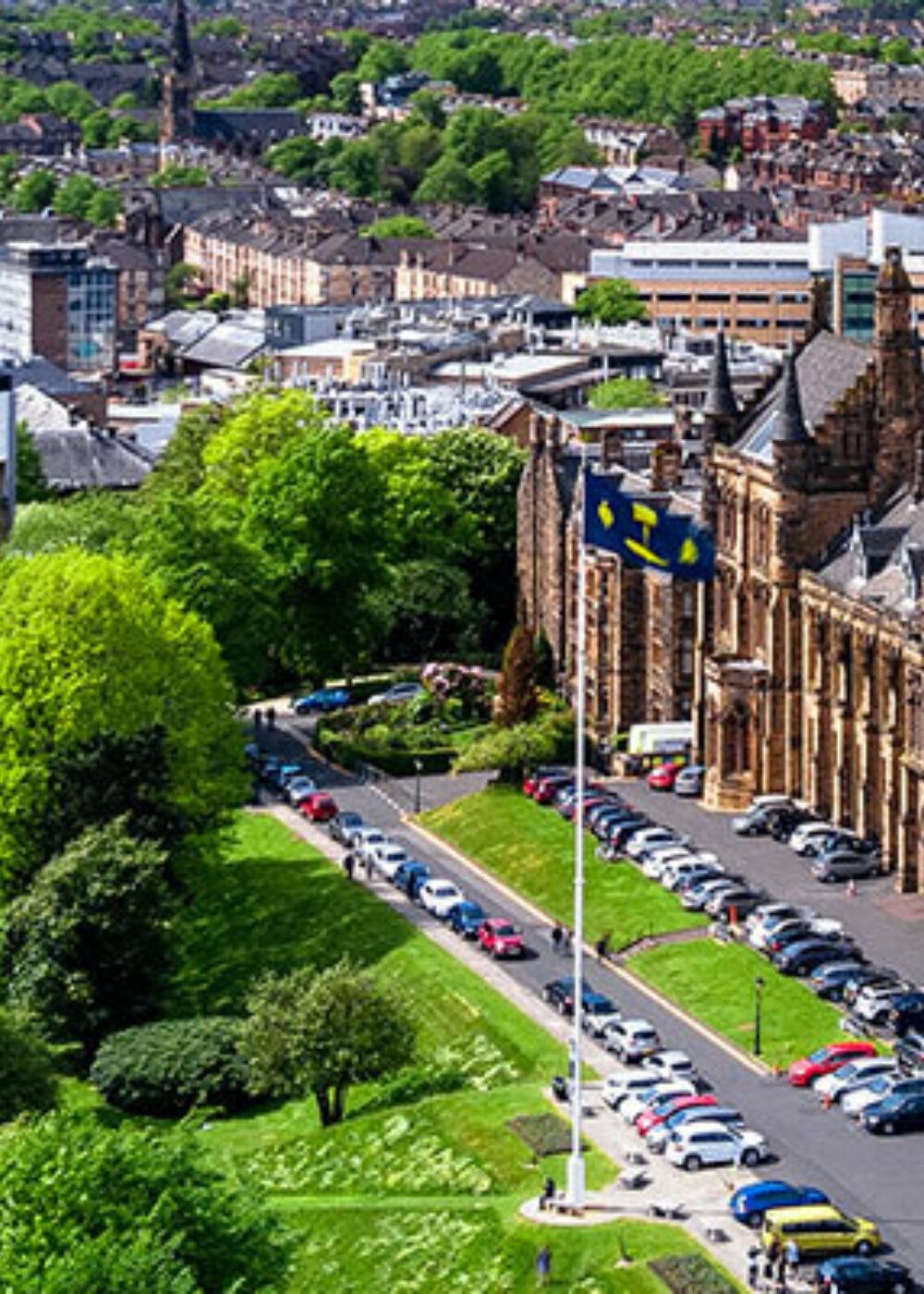 Green Motion Car Rental United Kingdom Scotland Glasgow Airport 1400x400