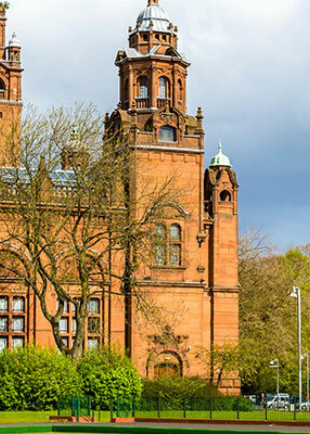 Green Motion Car Rental United Kingdom Scotland Glasgow Downtown 1400x400