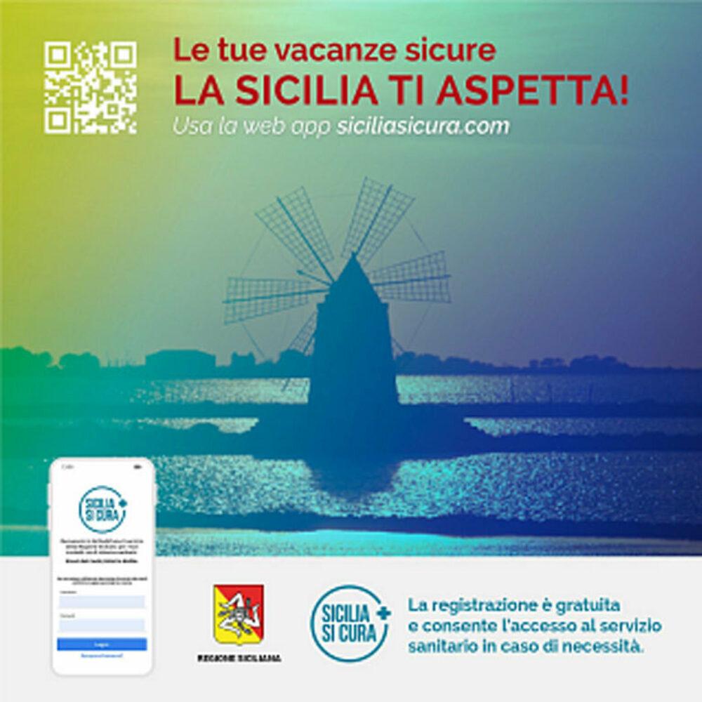 Covid19 lapp Sicilia Si Cura per viaggiare in Sicilia 767x767
