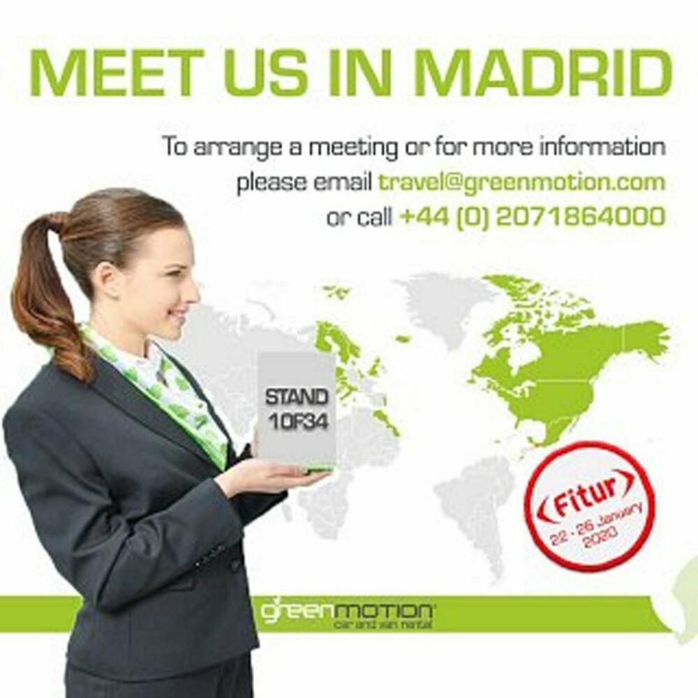 Incontraci alla FITUR di Madrid 767x767