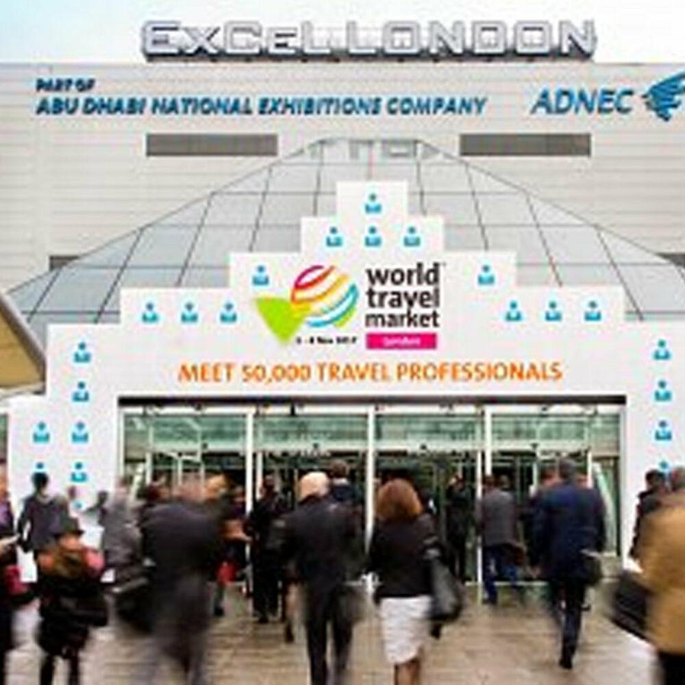 Visita Green Motion al World Travel Market 2019 di Londra 767x767