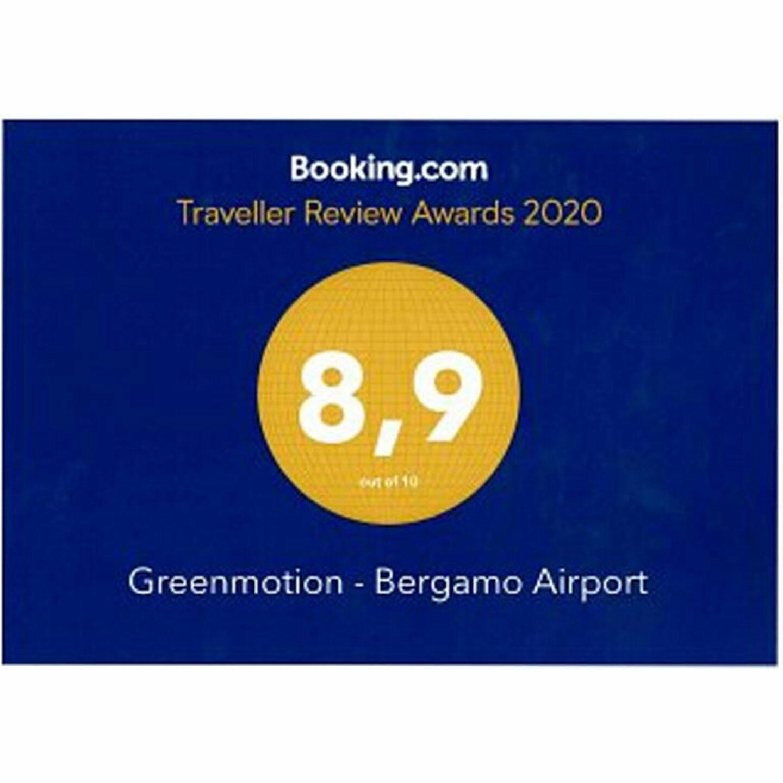 Green Motion Bergamo Airport premiata dai clienti di Booking com 767x767
