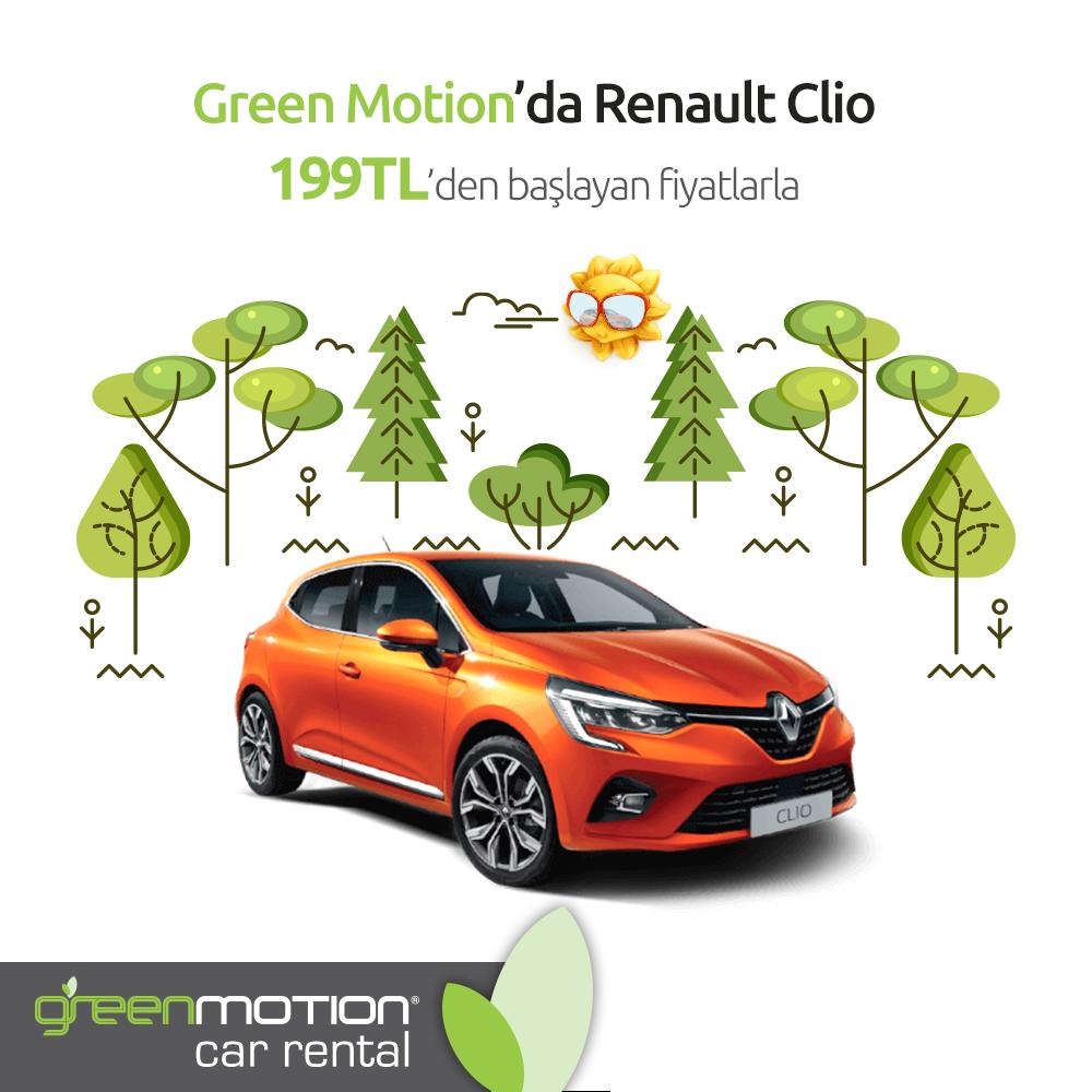 GM Renault Clio 199 TL