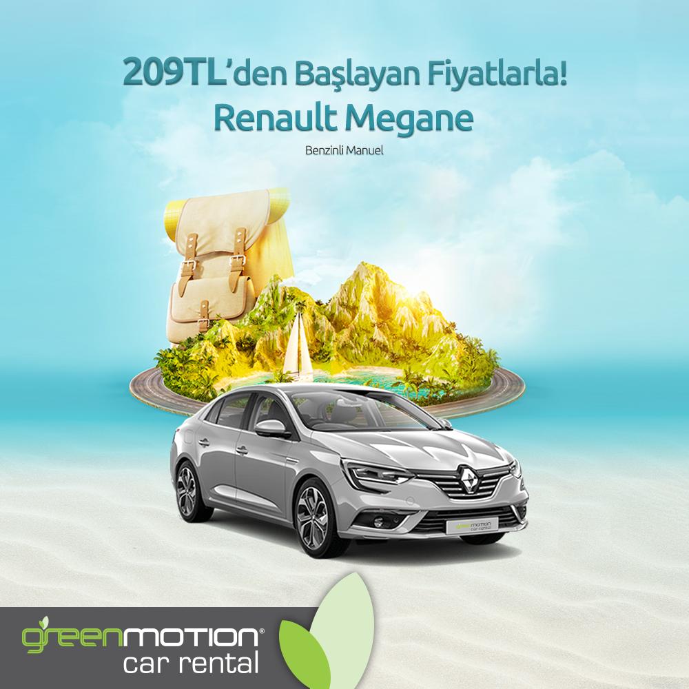 GM Renault Megane 129 TL