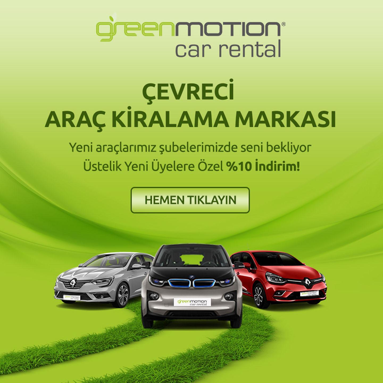 Green Motion kurumsal