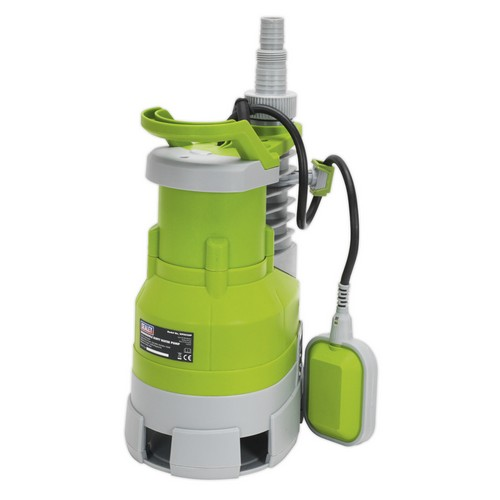 Sealey WPD235P Submersible Dirty Water Pump Automatic 225 Litre/min 230V